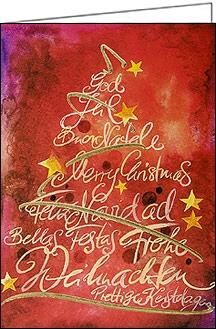 Rote Weihnachtskarten.Weihnachtskarten Der Besonderen Art Die Weihnachtskarte